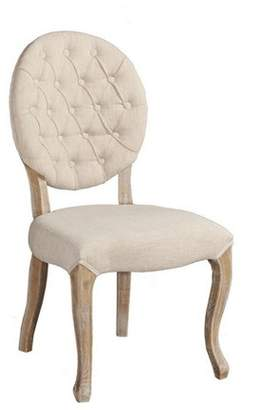 Wondrous Tufted Back Dining Chair Shopstyle Ocoug Best Dining Table And Chair Ideas Images Ocougorg