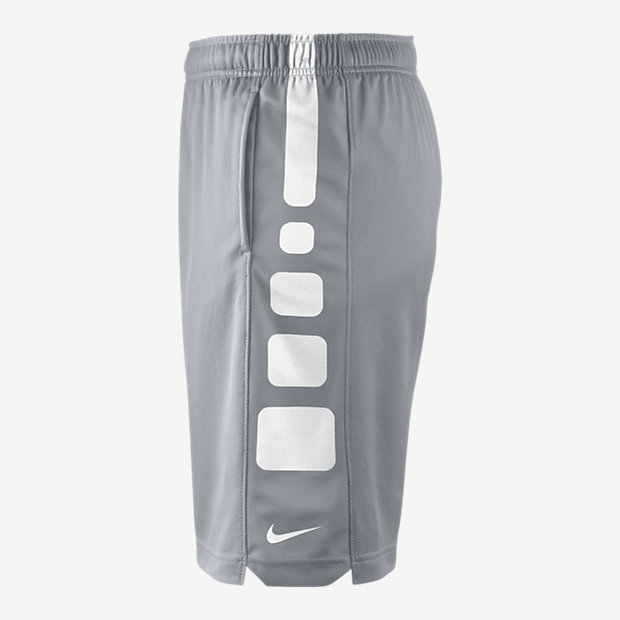 "Nike Elite Stripe Big Kids' (Boys') 10"" Basketball Shorts"