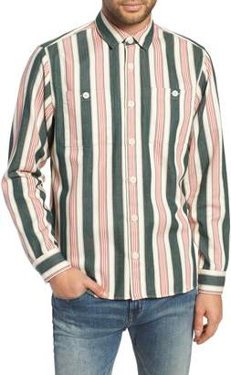 Wax London Whiting Woven Shirt