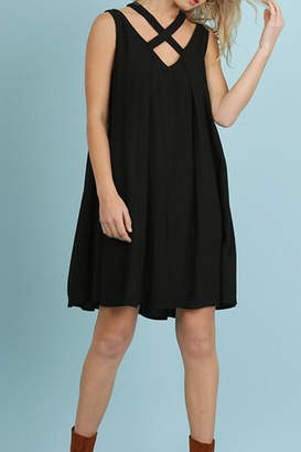 Umgee USA Black Dress