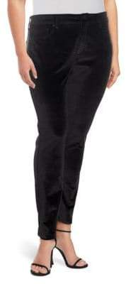 NYDJ Plus Ami Velvet Skinny Jeans