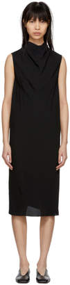 Rick Owens Black Bonnie Dress