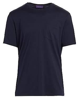 Ralph Lauren Purple Label Men's Patch Pocket T-Shirt
