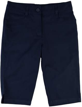 Chaps Girls 7-16 Twill School Uniform Skimmer Pants