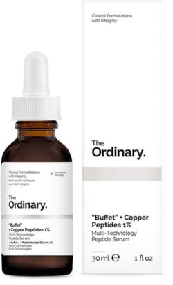 """The Ordinary NEW Buffet"""" + Copper Peptides 1% 30ml Womens Skin Care"""