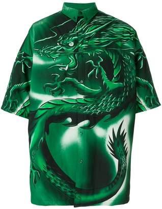 Balenciaga Bal Dragon Shirt