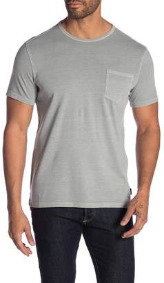 John Varvatos Solid Crew Neck Tee