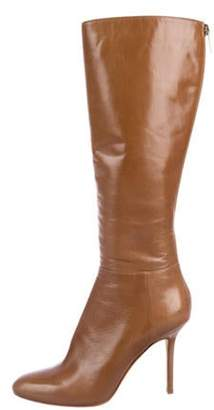 Jimmy Choo Leather Knee-High Boots Leather Knee-High Boots
