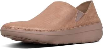 FitFlop Superloafer Shimmersnake Loafers
