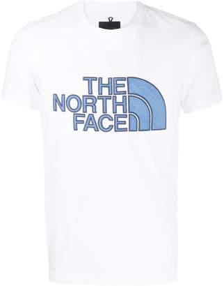 The North Face logo printed T-shirt