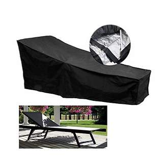 Fellie Cover 82-inch Patio Chaise Lounge Covers