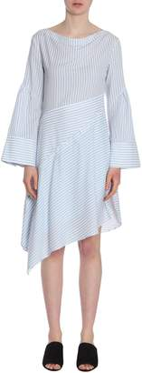 3.1 Phillip Lim Striped Shirt Dress