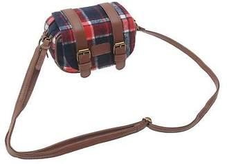 Soul Cal SoulCal Womens Ladies Cal Mini Bag Handbags Shoulder Satchel Strap Accessories