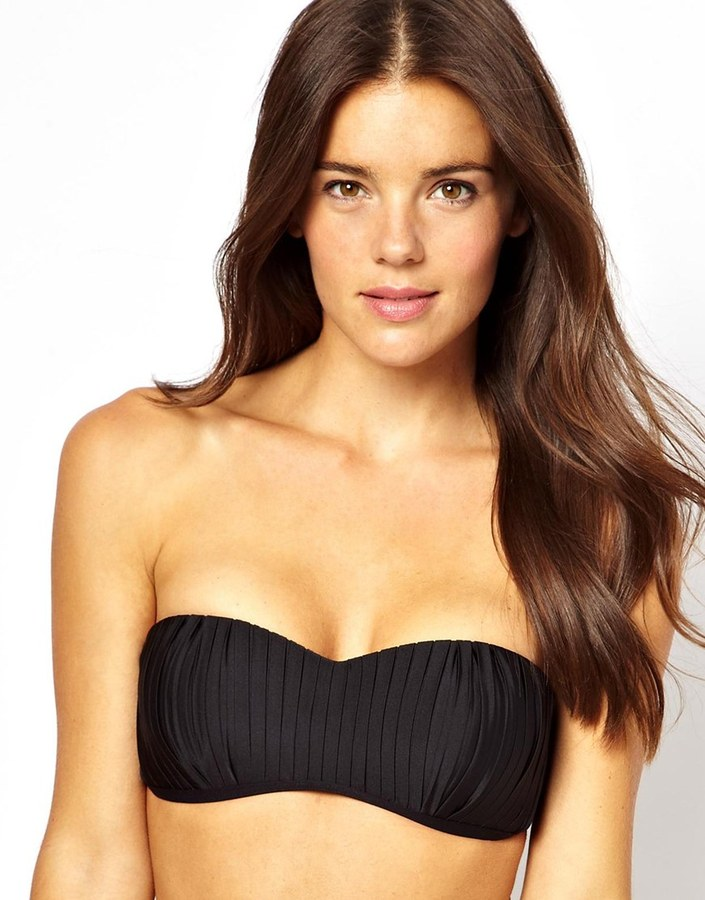 Seafolly Goddess Kiara Bustier Bikini Top