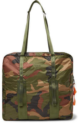 Herschel Studio City Pack Hs7 Camouflage-Print Ripstop Tote Bag