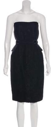 Bottega Veneta Sleeveless Mini Dress