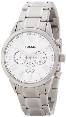 Fossil Men's Small Flyn Chronograph Bracelet Watch $135 thestylecure.com