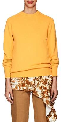 Victoria Beckham Women's Stockinette-Stitched Cashmere Sweater