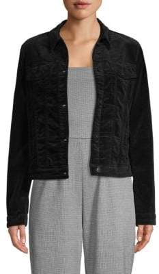 J Brand Classic Collared Jacket