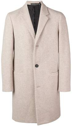 Theory single breasted coat