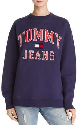 Tommy Jeans Patch Sweatshirt