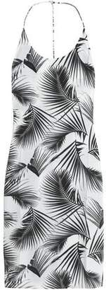 Mikoh Corsica Printed Silk Dress