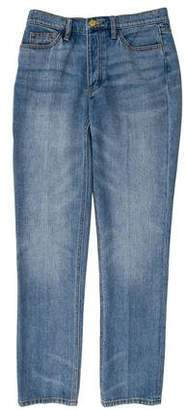 Tory Burch Darling Mid-Rise Jeans