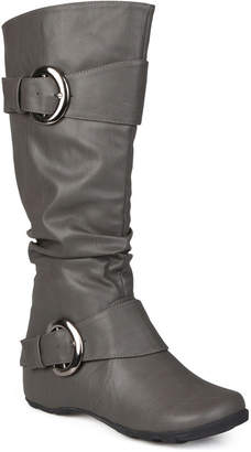 Journee Collection Women Extra Wide Calf Paris Boot Women Shoes