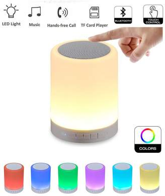 CALOVER Light Speakers: Portable Speaker With Bluetooth, Color Changing and Wireless, Perfect For Christmas Gift/ Birthday Gifts/ Holiday Gifts
