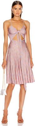 Jacquemus Monaco Dress in Multi Pink | FWRD