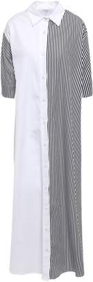 Tome Cotton-poplin Maxi Shirt Dress