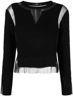 Diesel sheer panel jumper