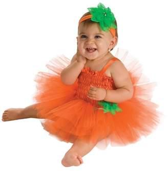 Rubie's Costume Co Baby Costume, Pumpkin Tutu Dress
