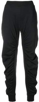 Stella McCartney ruched fitted trousers