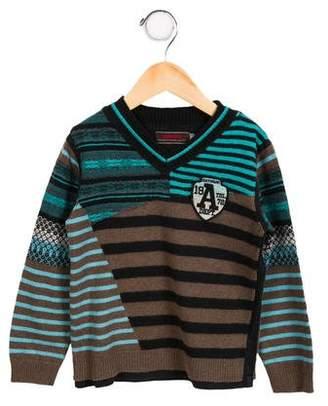 Catimini Boys' Striped Sweater
