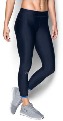 Under Armour Women's UA HeatGear® Armour Ankle Crop