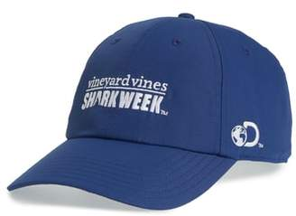Vineyard Vines x Shark Week(TM) Performance Baseball Cap