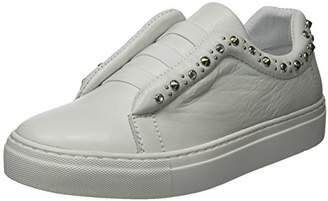 Womens Cupsole Elastic Low-Top Sneakers Shoe Biz lAgIwzo