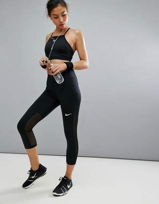 Nike Training Power Fly Crop Leggings
