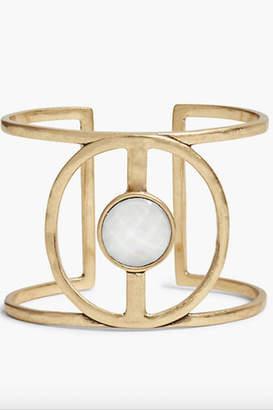 Lucky Brand Geo Cuff Bracelet
