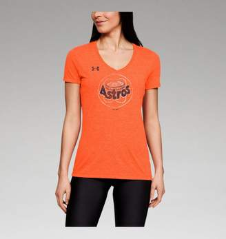 Under Armour MLB UA Tri-Blend Team Logo
