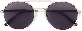 Vera Wang round frame sunglasses $350 thestylecure.com