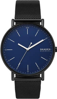 Skagen Signatur Mesh Strap Watch, 45mm