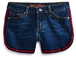 Joe's Jeans Girls' High-Rise Charlie Denim Shorts in Blue - Big Kid