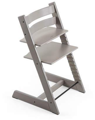 Stokke Tripp Trapp® Premium Oak Collection Chair, Gray