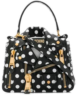 585786519 Polka Dot Shoulder Bag - ShopStyle Canada
