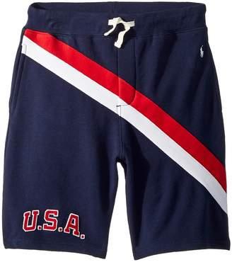 Polo Ralph Lauren Terry Shorts Boy's Shorts