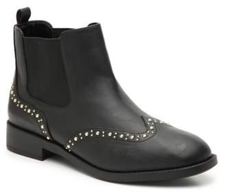London Rag Suzie Wingtip Chelsea Boot