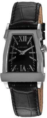 Azzaro レディースaz2146.12bb。000 A by ブラックストラップとダイヤル腕時計