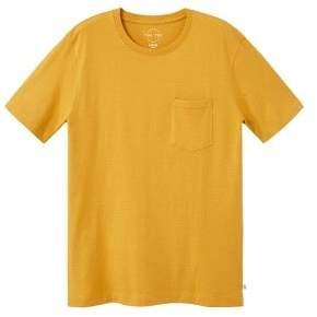 Mango Man MANGO MAN Slub-cotton t-shirt